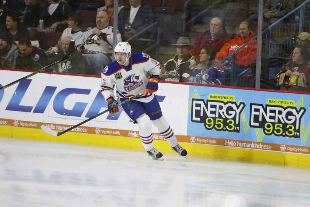 separation shoes df1c8 66a35 Bakersfield. Game One. – OILERSNATION