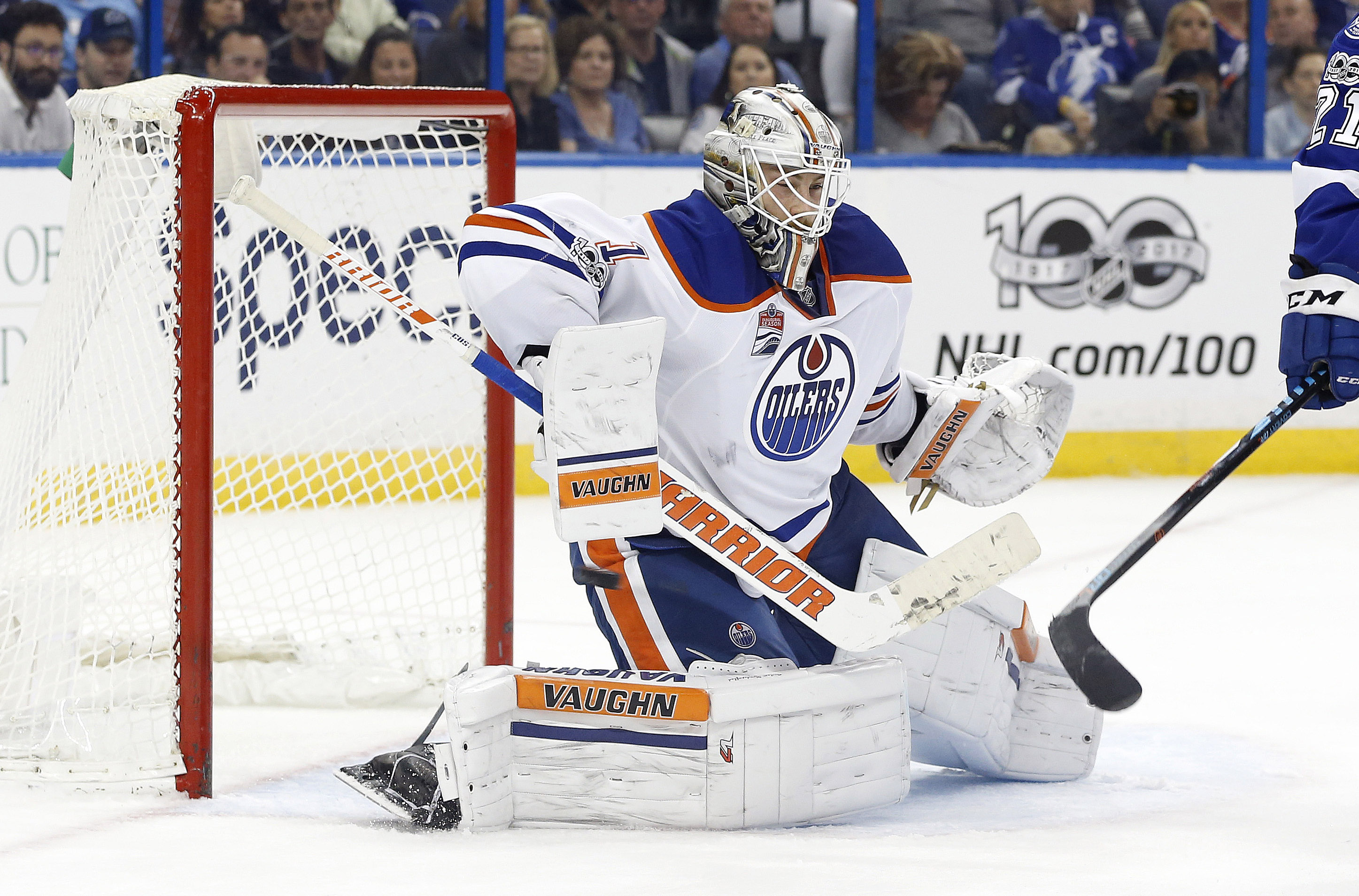 Schwartz discusses new role with the WHL, Talbot, Brossoit and more