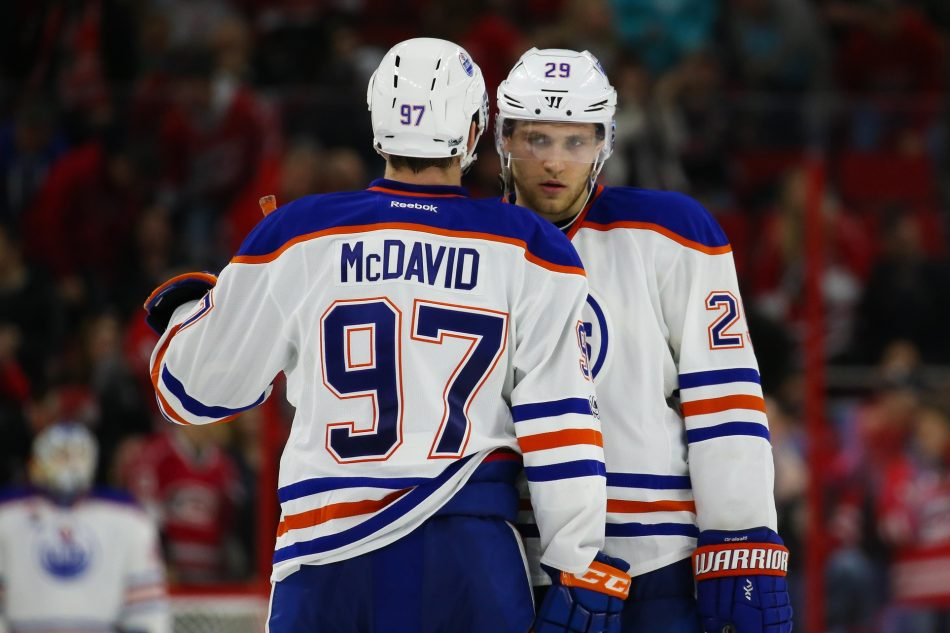 Can the Oilers win with Connor McDavid s cap hit  be6bc731b88