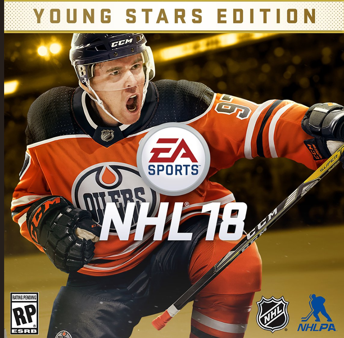 589721f1c75 Connor McDavid is EA Sports  highest rated player in NHL 18