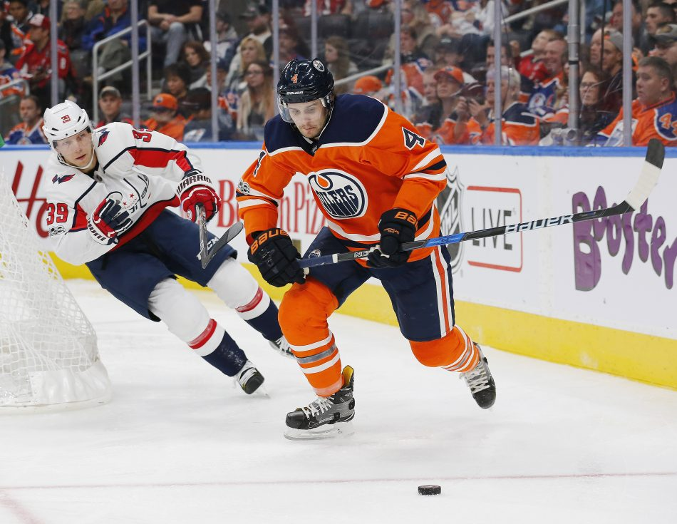 How can the Oilers create cap space for 2018-19  440c199b376