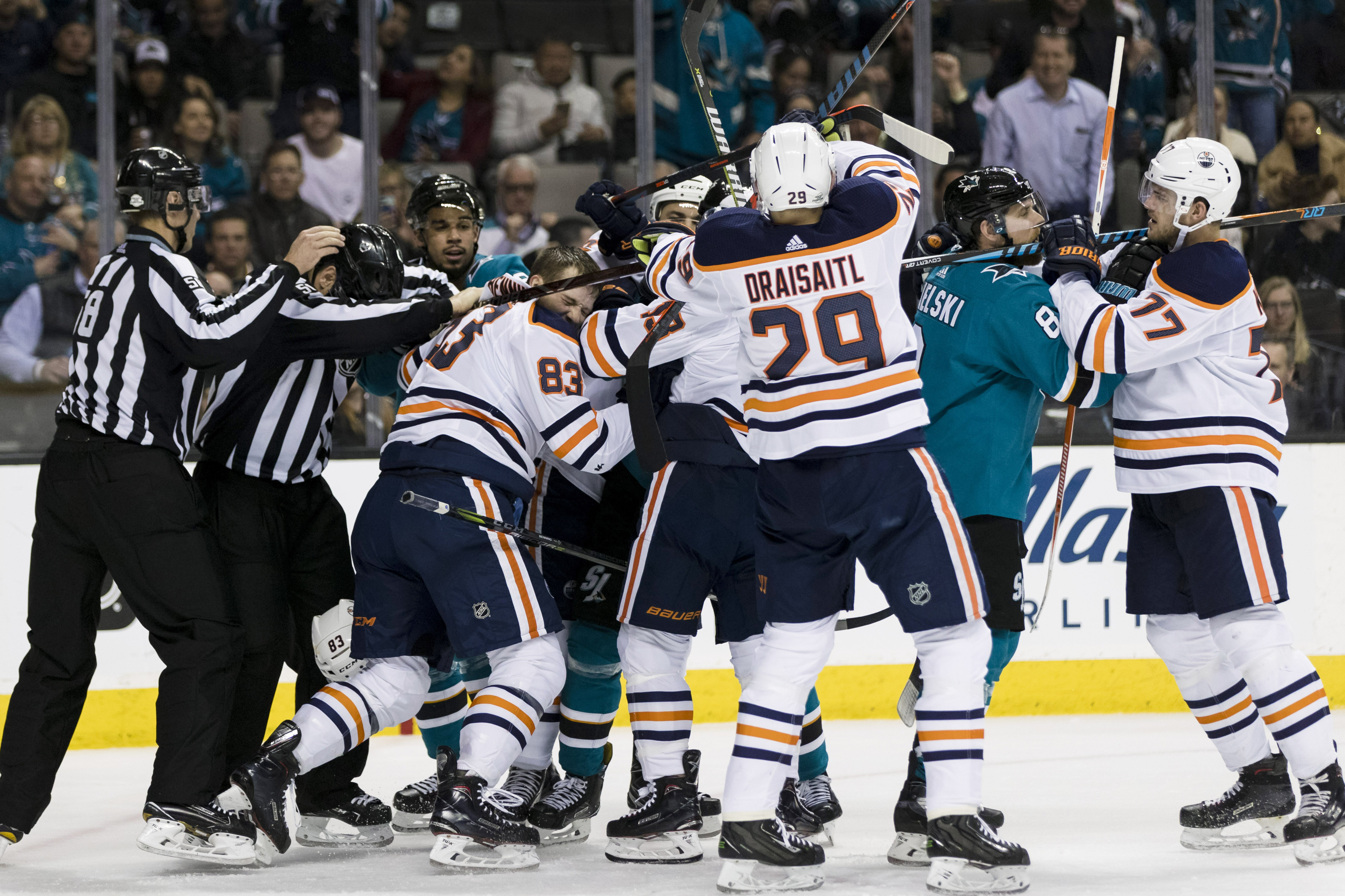 Game Preview 20.0: Edmonton Oilers at San Jose Sharks (8:30pm MT, SNW) - Oilers Nation