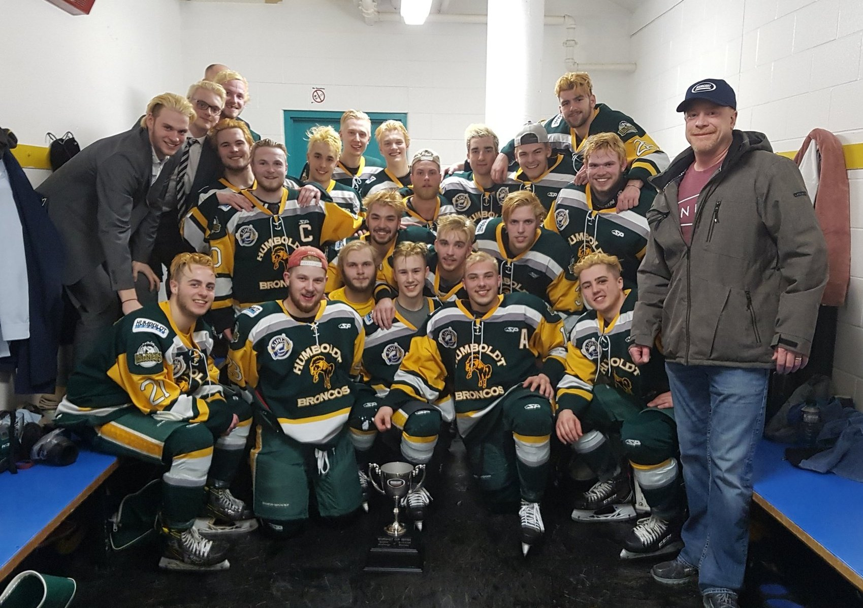 Fundraiser By Sylvie Kellington : Funds For Humboldt Broncos