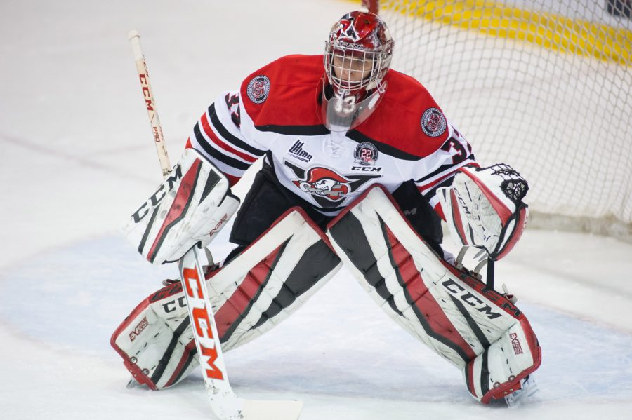 Summer Goalie Series Nhl Draft Options Between The Pipes For