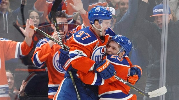 Edmonton Oilers Connor Mcdavid Leon Draisaitl Named Two Of The Top Five Nhl Players By Tsn