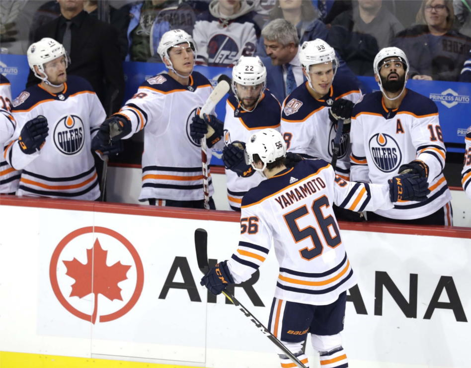 d070a0ee0 Time for Edmonton Oilers to send Kailer Yamamoto to Bakersfield Condors