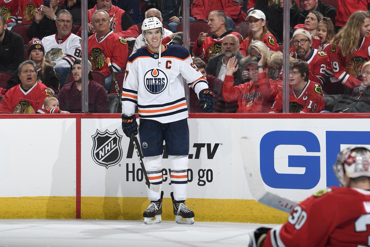 They say it s your birthday Connor McDavid 5e9c02ebd