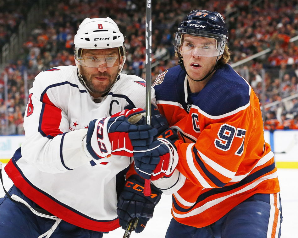 Game Preview 14.0  Edmonton Oilers at Washington Capitals (5pm MT fcd751607