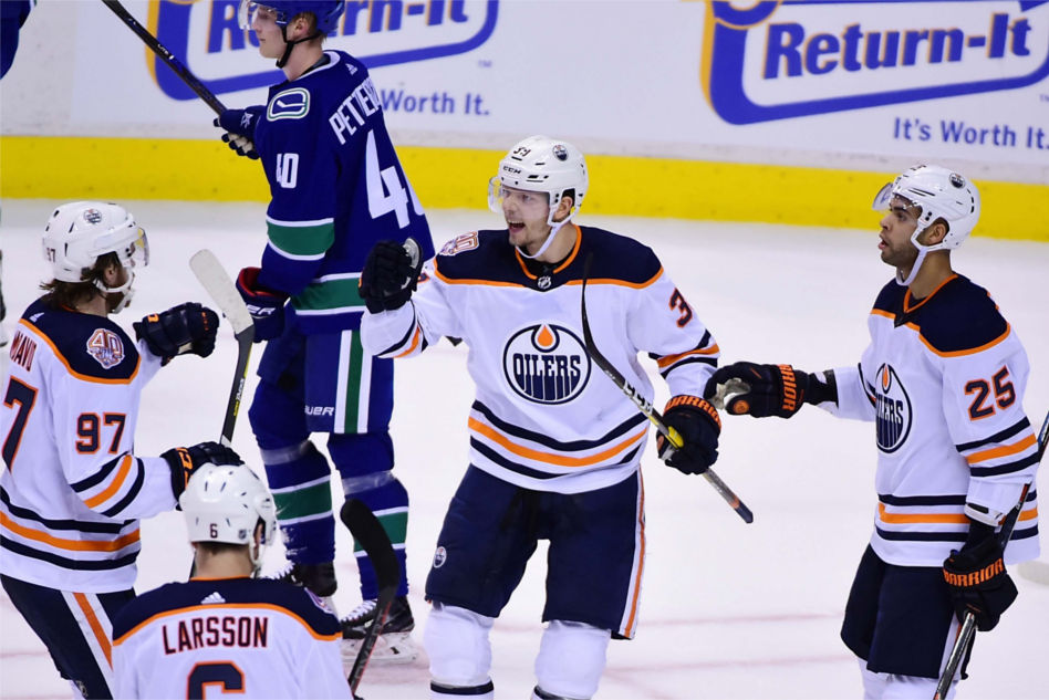 McDavid scores victor , Draisaitl with three points as Oilers beat Canucks