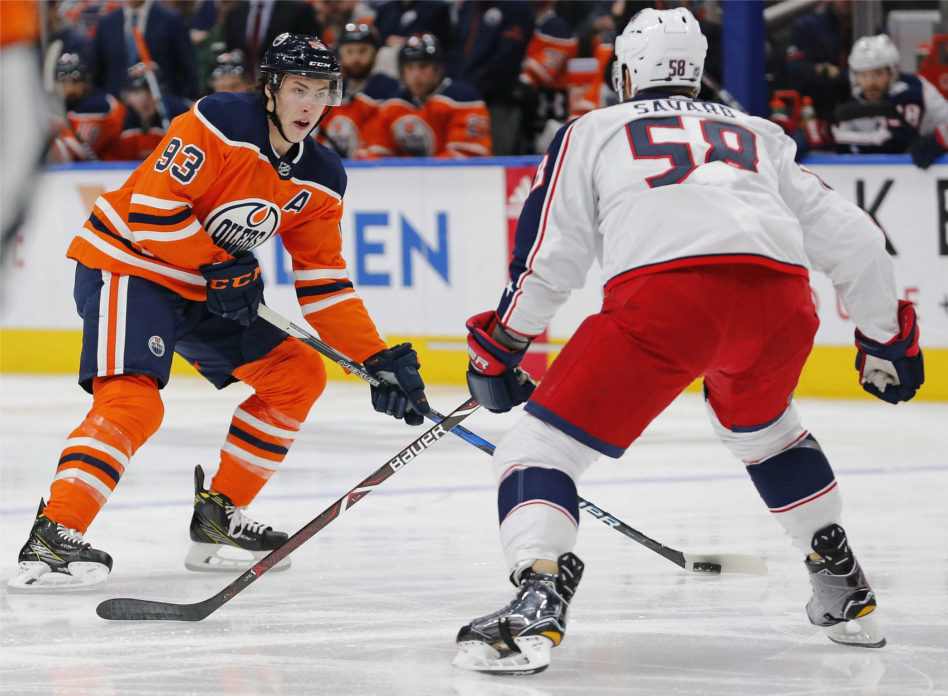 Columbus Blue Jackets at Edmonton Oilers (03 21 19) – Odds and NHL ... 4e5a4ca36