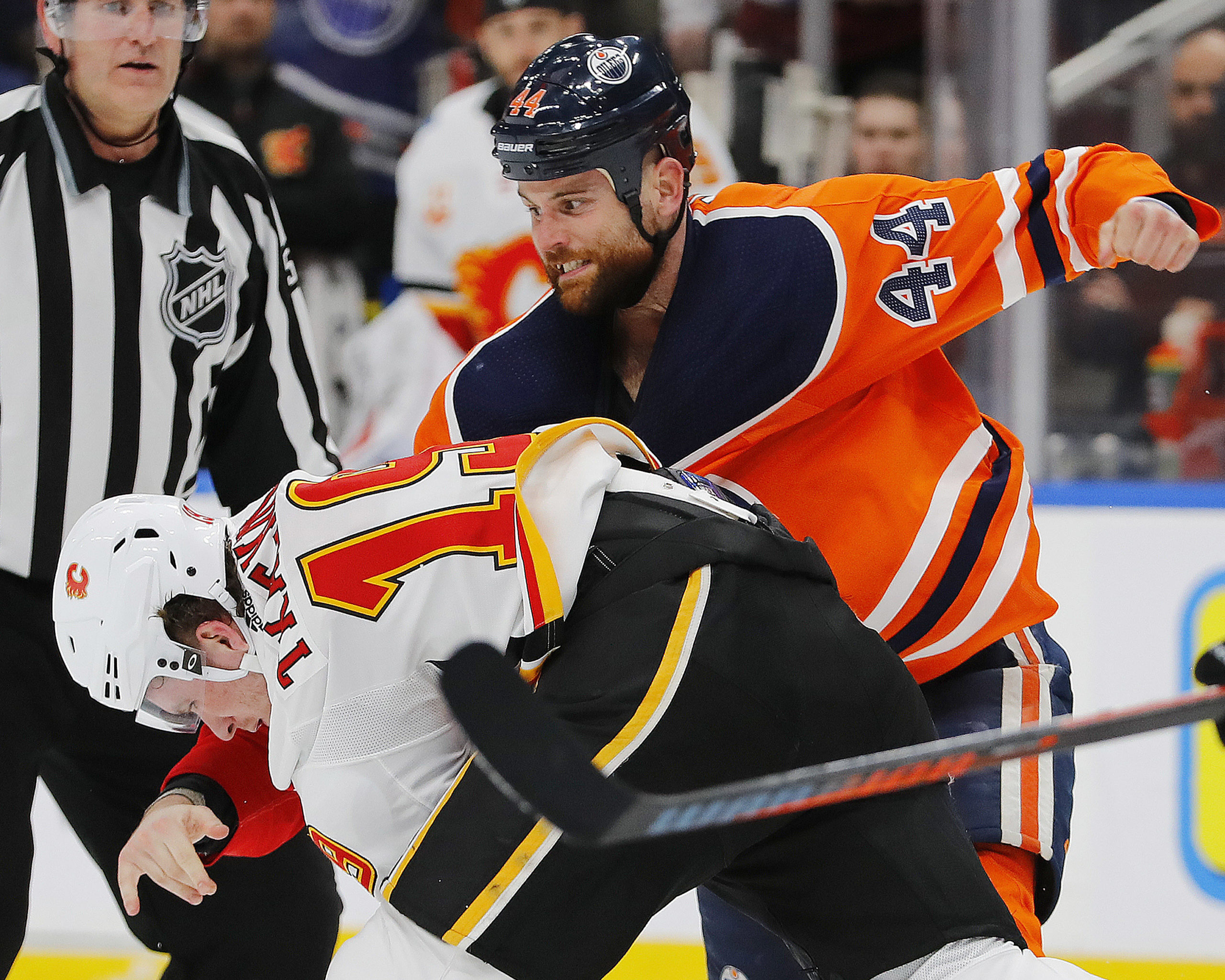 Game Notes Calgary Flames At Edmonton Oilers