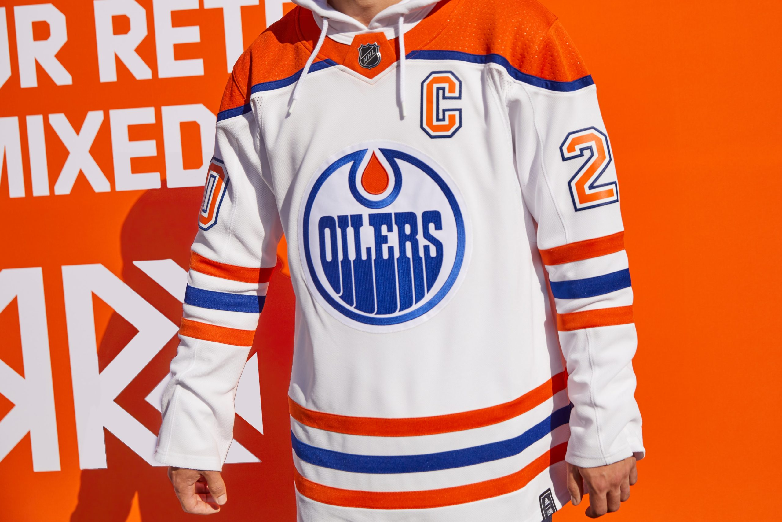 The NHL's reverse retro jerseys are here!