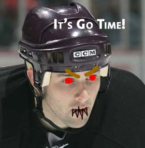 Penner is out for blood