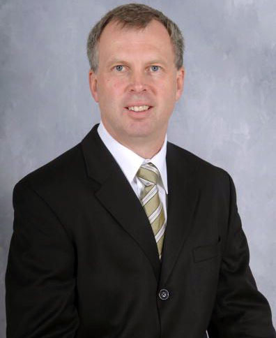 Springfield Falcons' head coach Rob Daum