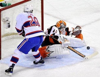Flyers Canadiens Hockey